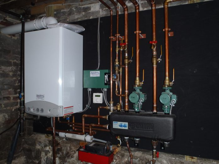 Know how to install a brand new boiler system for your house ...