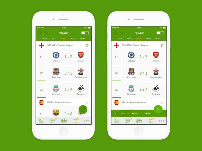 Football Betting With Iphone Ipad Android Buyrs